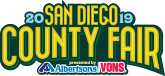 San Diego County Fair Logo